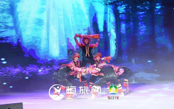 2019景区春节特别节目演出举行