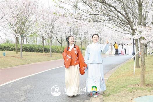 2019四川花卉(果类)生态旅游节主会场暨第三届眉山樱花节开幕