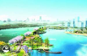 成都金堂县三星生态湿地公园预计年底和市民见面