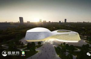 成都新文化地标来袭 金沙演艺综合体启动建设