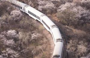 """""""五一""""假期火车票开抢!"""